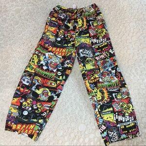 Multi color PJ pants